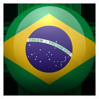 Portuguese-Brazilian Flag Complete