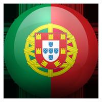 Portuguese Flag Complete